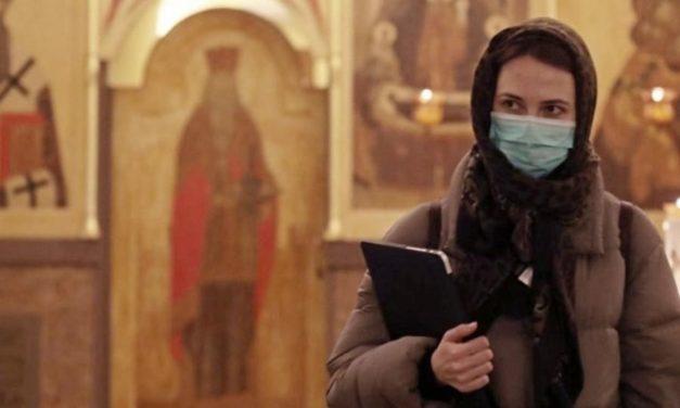 Меры предосторожности в нынешней эпидемиологической ситуации и домашняя молитва
